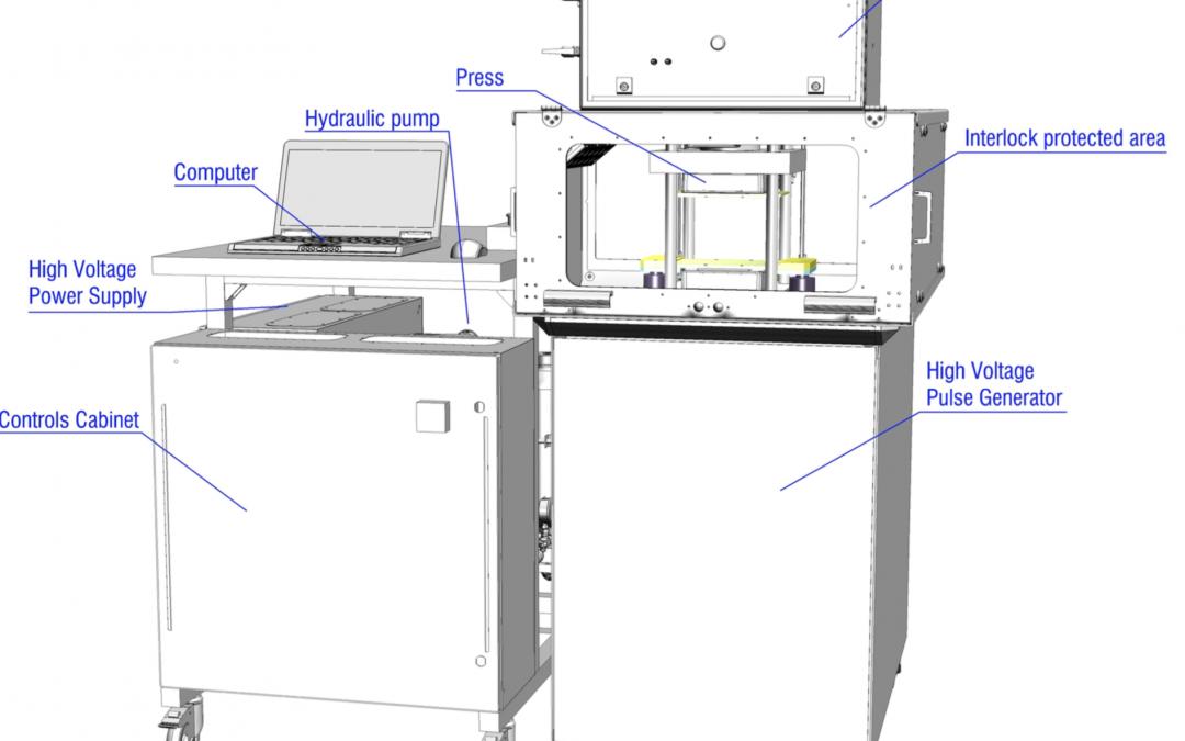 Primo sistema Ultrafast NIL