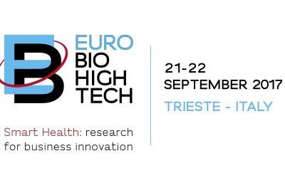 EuroBioHighTech 2017