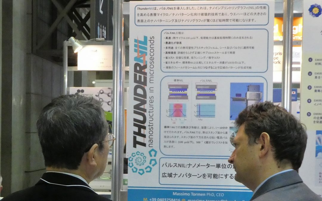 ThunderNIL e il EU-Japan Centre for Industrial Cooperation