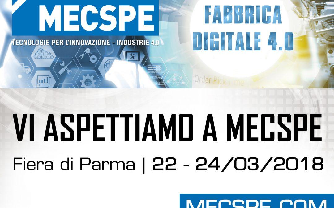 Mecspe 2018 – Parma (Italia)